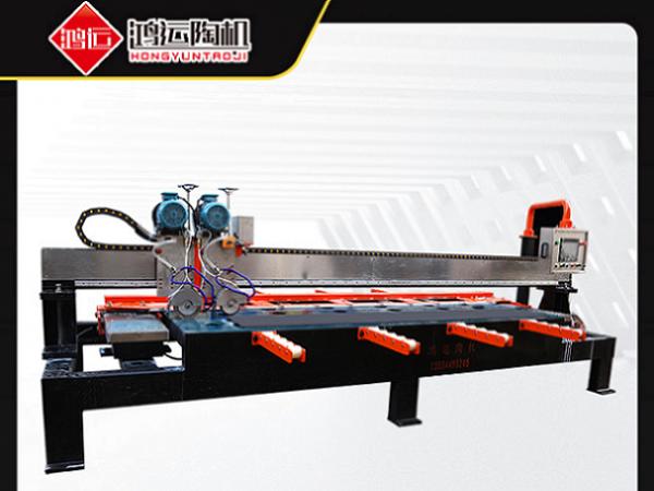 全自动岩板切割机不断提高工作效率