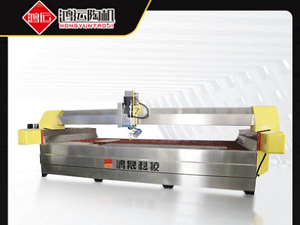 佛山鸿运陶机生产的岩板加工机械具备哪些优势?
