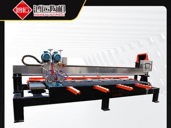 简析岩板加工设备厂家的专业化发展之路