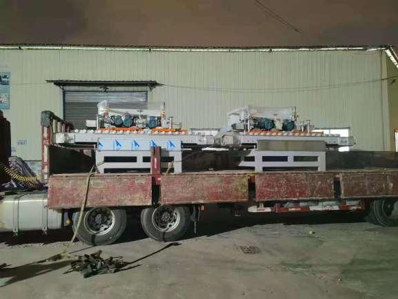 再次注入潮州岩板加工厂,2400型数控三刀切割机两台