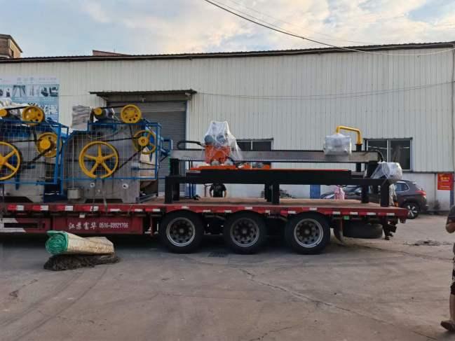 3200型岩板数控桥切机至沈阳岩板加工厂走起