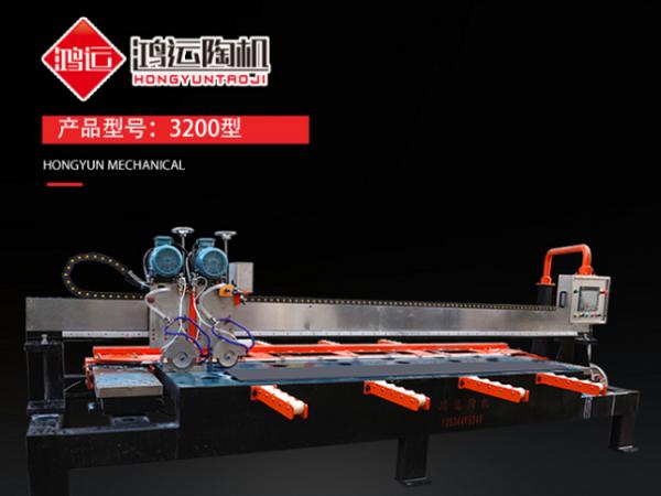 浅析岩板桥切机中电机的加工原理