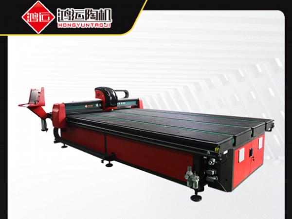 应用全自动岩板切割机可促进企业成长