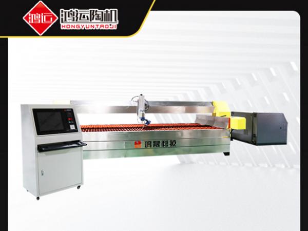 岩板加工设备水刀切割机的优势及操作