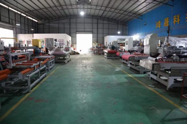 感谢两位老总支持 湖南绍阳和中山分别 订购岩板加工设备各一套