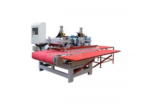 1800型数控三刀全自动岩板切割机