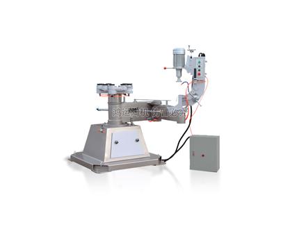 岩板专用磨边机,岩板45度磨边机,岩板45度切磨一体机,岩板磨边机