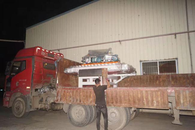 1800型岩板数控三刀切割机