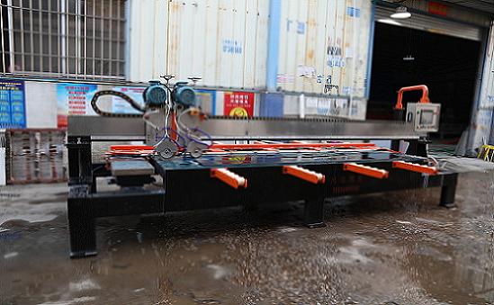 3200型桥式双刀岩板切割机